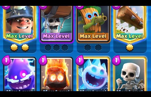 1.8cycle deck with 3 Spirit :)